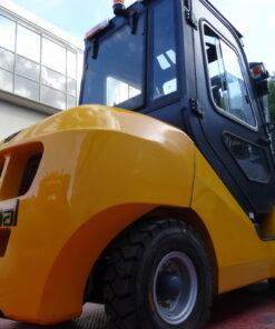 scanlift dieseltruck